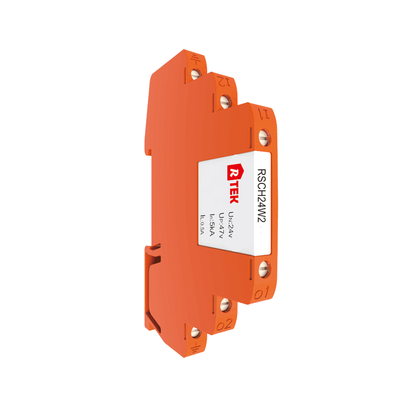 RSCH24W2 combined SPD with pluggable and space-saving module