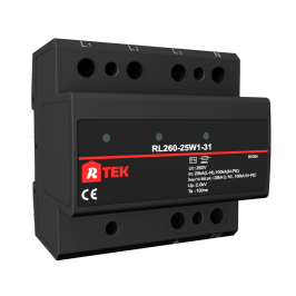 RL260-25W1-31 Power Distribution System Surge Protector