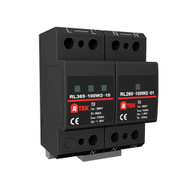 RL385-80(100 120)W2-11R surge protective devices with high duty MOVs