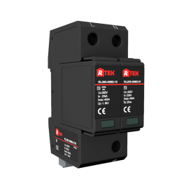 RL275(320 385)-40M2-11R Type 2 /Class Ⅱ SPD(surge protective devices) with anti-vibration pluggable module