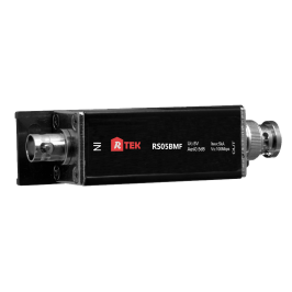 RS05BMF Compact SPD with BNC interface for protecting coaxial system